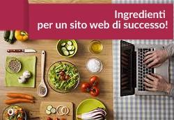creare sito web per ristorante