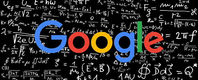 algoritmi di google