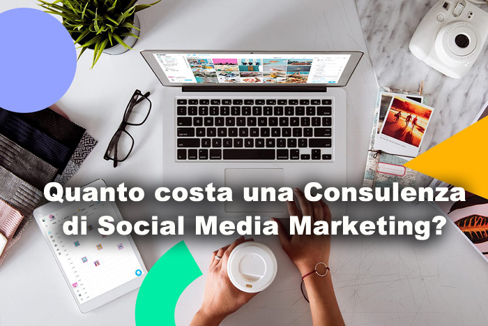 costi consulenza social media marketing